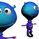 3ds Max Alien