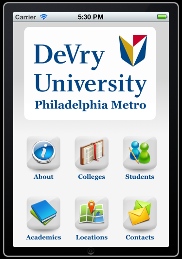 devry philly