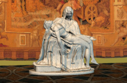 The Pieta (Close Up)