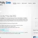 PhillyZeteRAC Site