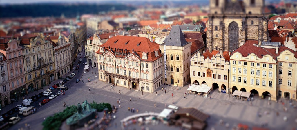 Tilt Shift Blur Tool