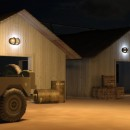 3ds Max Lighting (Night)