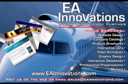EA Innovations Mailer