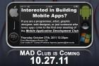 MAD Club Flier