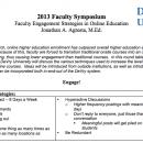 2013 DeVry University Faculty Symposium