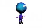 3ds Max Alien Character