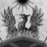 Ζ Ψ: Υ Μ Chapter Crest